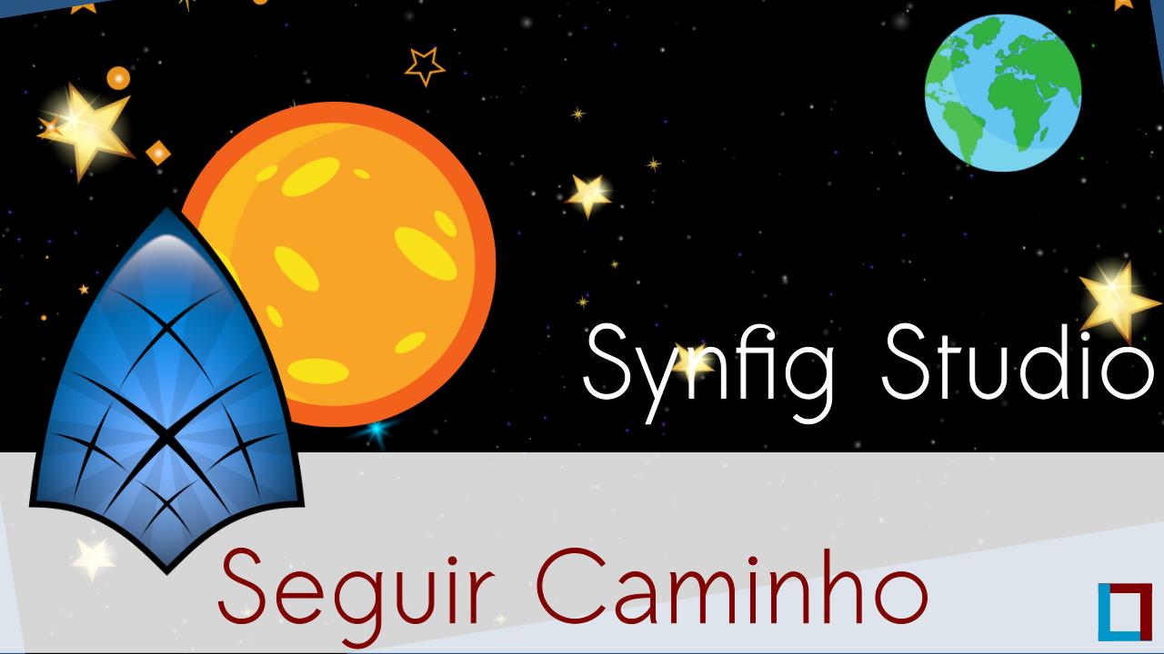 Animando um planeta em órbita com o Synfig Studio