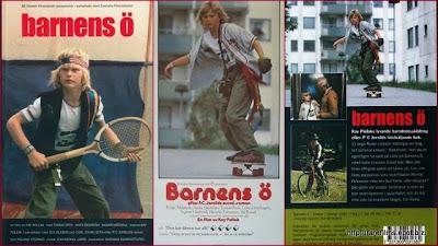 Детский остров / Barnens ö / Children's Island. 1980. DVD.