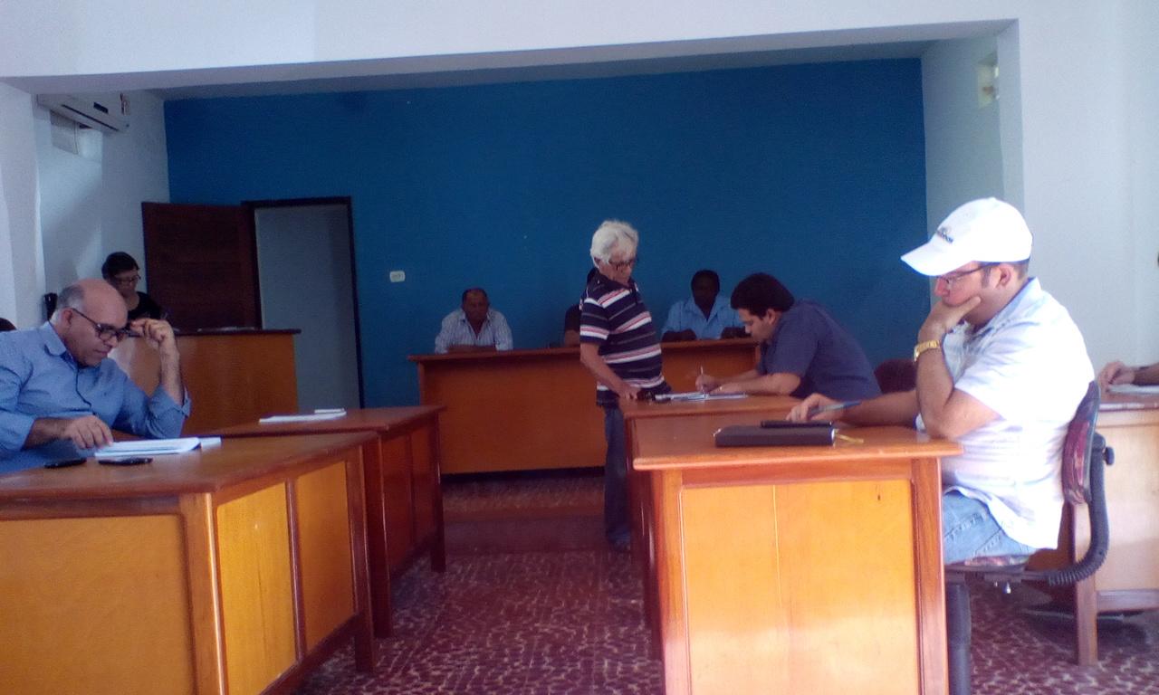 Projetos aprovados no poder legislativo de Cacimbinhas