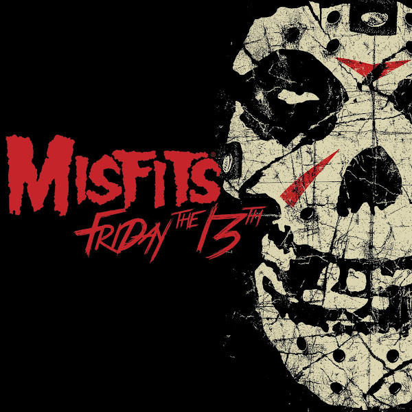 The Misfits - Friday the 13th - EP Cover