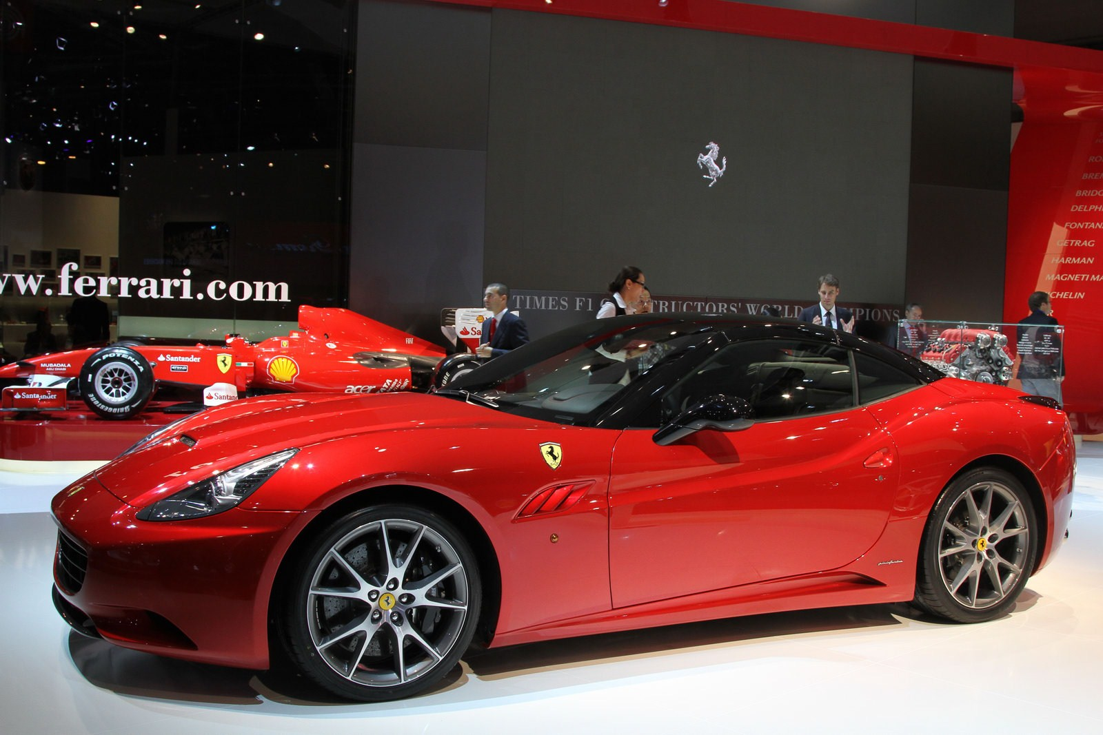 2014 Ferrari California Car Review