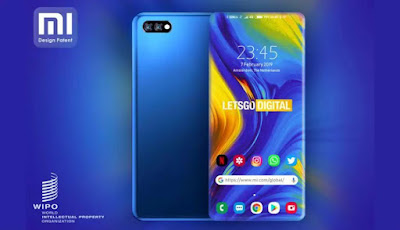 Xiaomi Mi Mix 4 100% Bezel-Less Smartphone