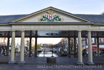 萊登, Leiden, 荷蘭, holland, netherlands, Koornbrug