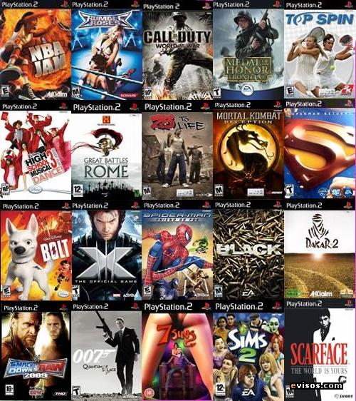 Juegos En Playstation 2 Ps2 En Mercado Libre Venezuela