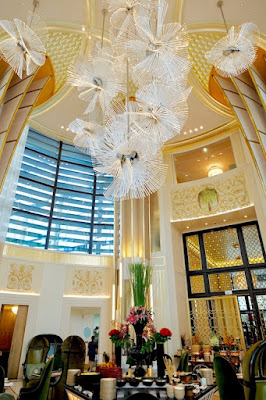 Four Seasons Hotel Jakarta - Palm Court
