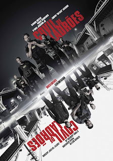 Den of Thieves - Poster & Trailer