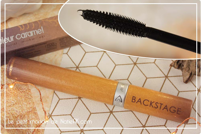 Mascara blacktage Made in France naturel