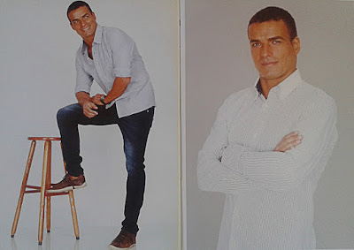 Arnaldo Klay fotos camisaria