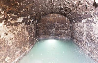 """Los arqueólogos israelíes anunciaron esta semana el descubrimiento de un pozo que tiene cientos de años e ilustra los """"métodos de ingeniería sofisticados"""" del período otomano de Israel."""