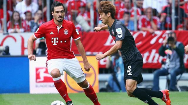 [Video] Cuplikan Gol Bayern Munchen 1-1 FC Koln (Liga Jerman)