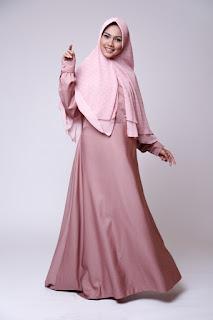 Model Baju Muslim lv Syari yang Anggun dan Cantik