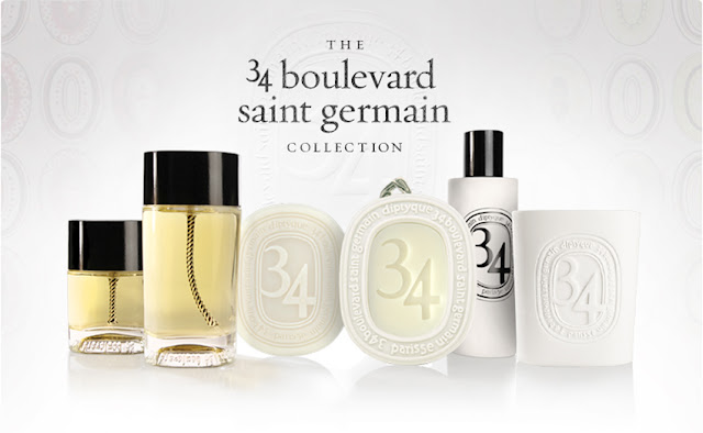 El sitio de claudine el aniversario de diptyque for 34 boulevard saint germain paris