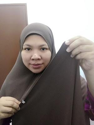 3 Langkah Mudah Untuk Memakai Shawls untuk Kegunaan Harian