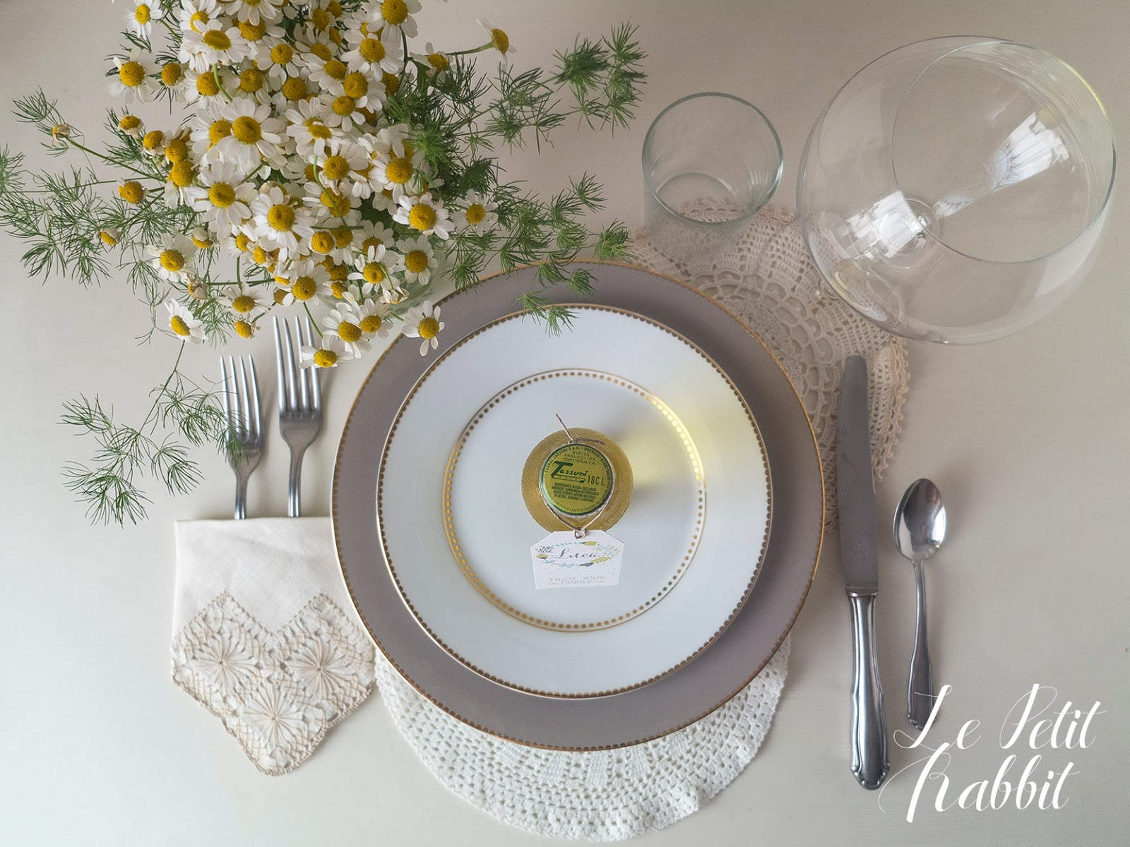 Obbligatori I Segnaposto Al Matrimonio.Wedding Tips 03 Il Segnaposto Le Petit Rabbit
