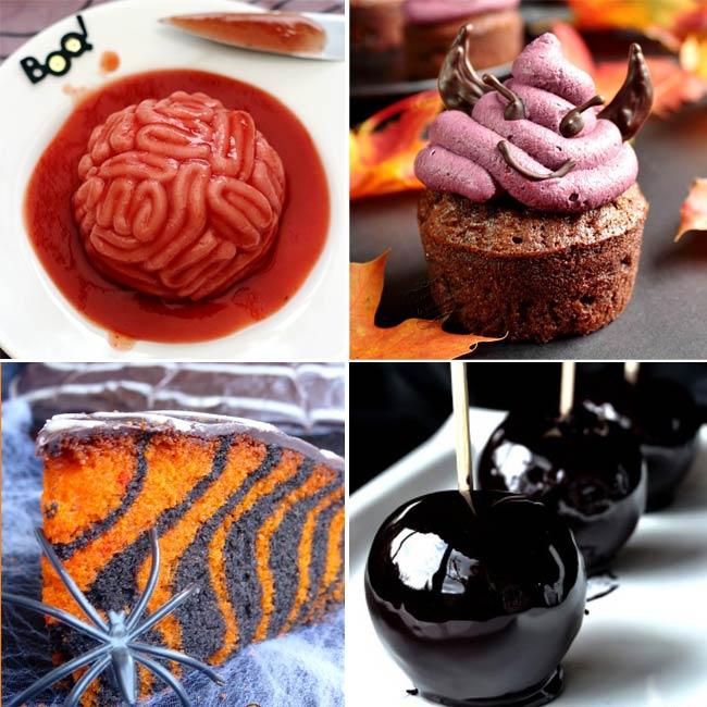 10 desserts d 39 halloween il tait une fois la p tisserie. Black Bedroom Furniture Sets. Home Design Ideas