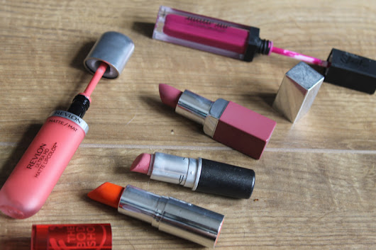 Guest Post: Five Summer Lip Products, High Street to High End