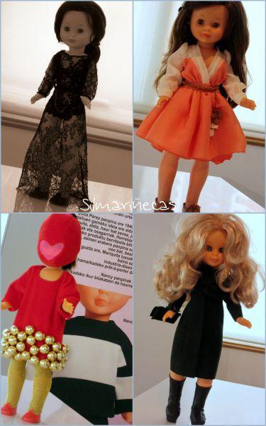 la exposición Nancy se viste de moda - Rialia - Portugalete
