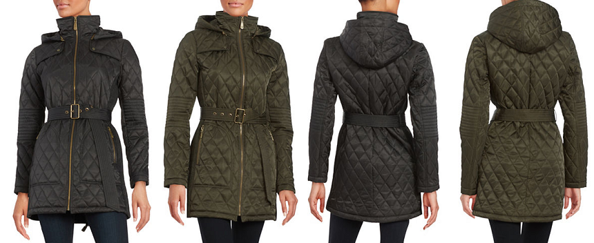Vince Camuto Quilted Jacket $84 (reg $240)