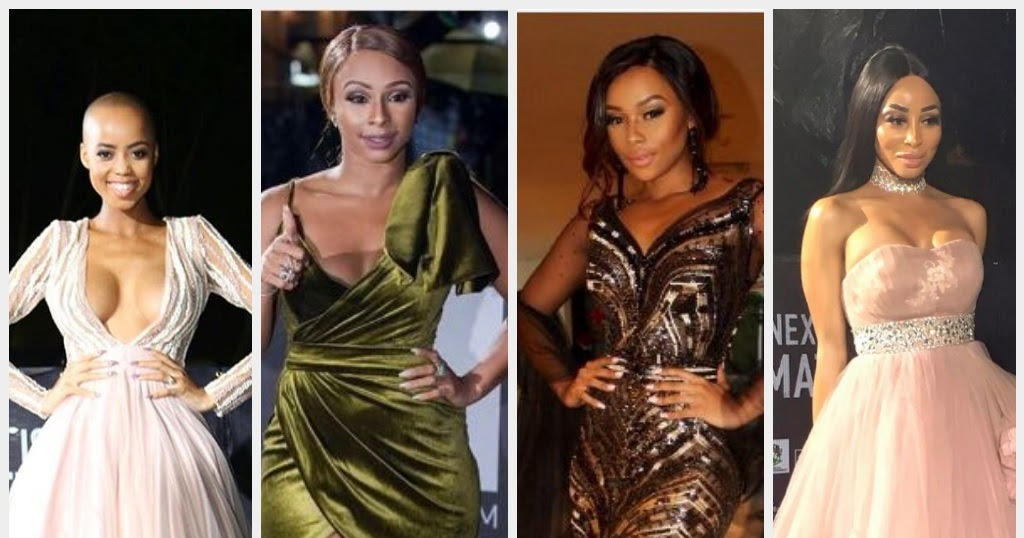 Top 10 Mzansi Celebs Best Dressed At The Metro FM Awards