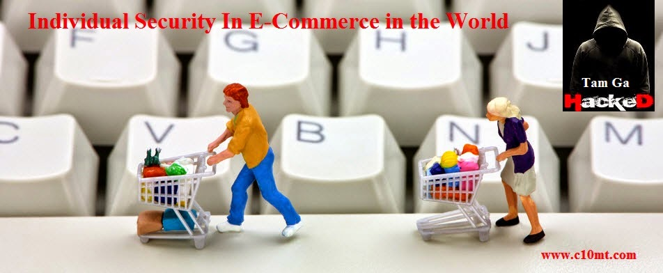 Individual Security In E-Commerce in the World