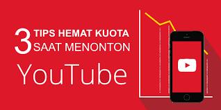 3 Tips Cara Buka Youtube Gratis Tanpa Mengurangi Kuota