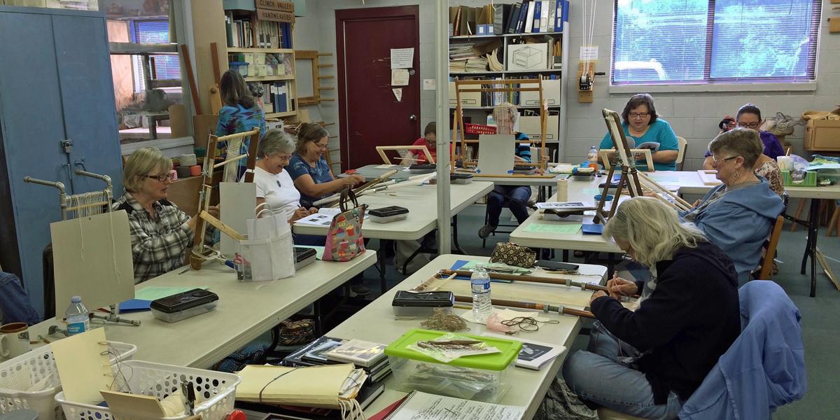 Appalachian Craft Center Classes