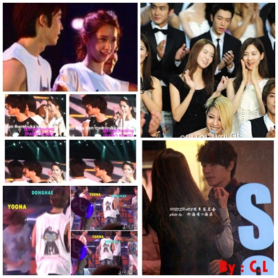 is yoona and donghae dating services