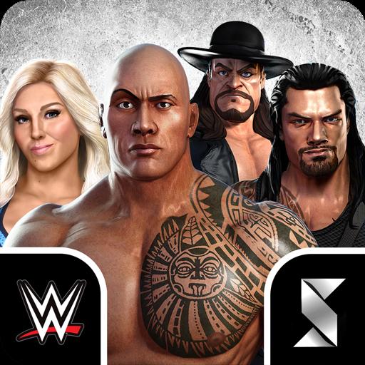 اليكم لعبة WWE Champions 2019 مهكرة للاندرويد 0.393