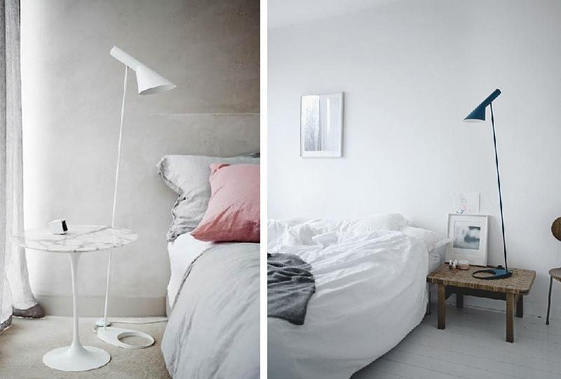 Lampade di design per ogni ambiente della casa blog di for Lampada da terra per camera da letto