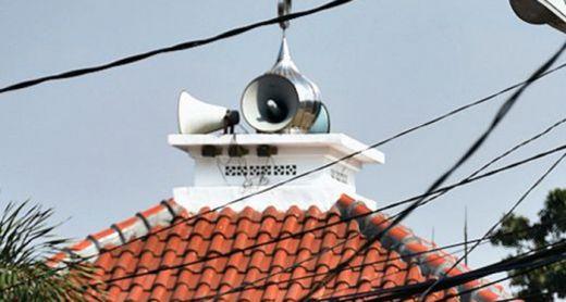 MUI Kota Serang Tolak Aturan Pengeras Suara Masjid