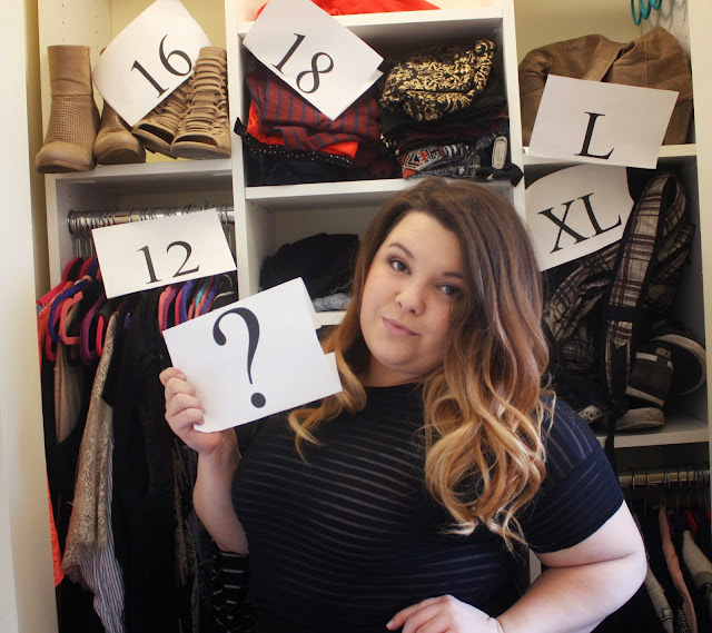 Chicago, curves, fashion blogger, fashion industry, Natalie Craig, natalie in the city, plus size fashion, psfashion, vanity sizing,  why am I a different size, sizing problems, clothing size, plus size, fed up with fashion