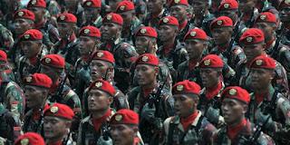 Isu 7 Jenderal TNI yang pernah dilarang masuk Amerika Serikat