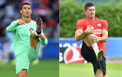 اهداف مباراة البرتغال وبولندا اليوم الخميس 30 يونيو 2016 وملخص كورة يوتيوب نتيجة لقاء زملاء رونالدو في ربع نهائي يورو 2016