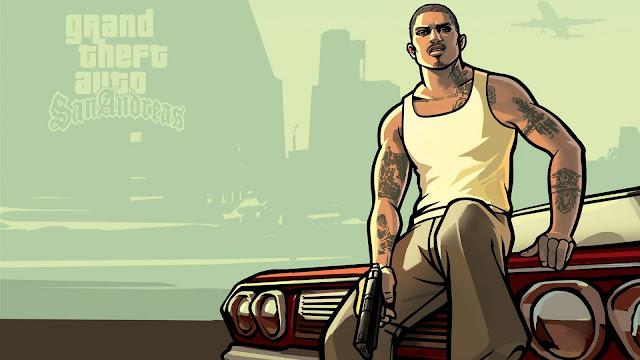 Mod GTA San Andreas Indonesia Terbaik