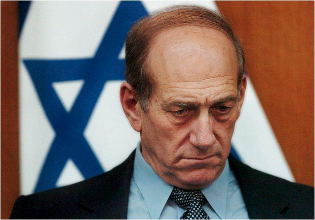 Korupsi, Mantan PM Israel Ehud Olmert Dijebloskan ke Penjara