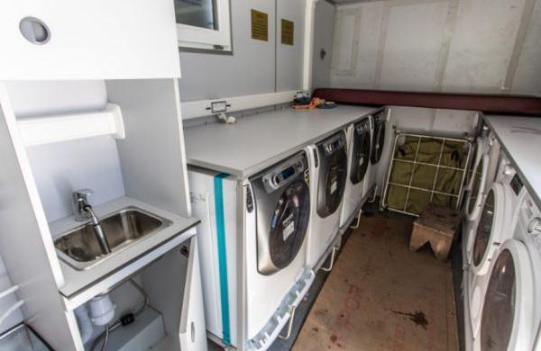 Sistem laundry angkatan darat Ukraina