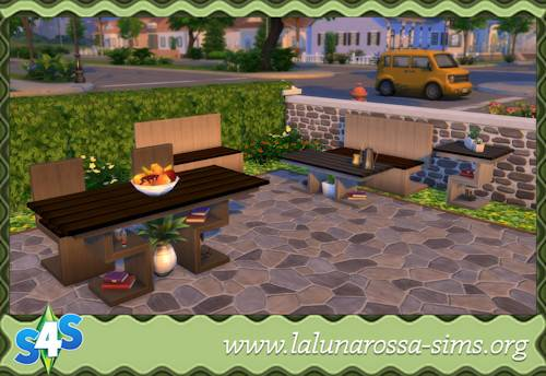 Sims 4 Outdoors Meshes