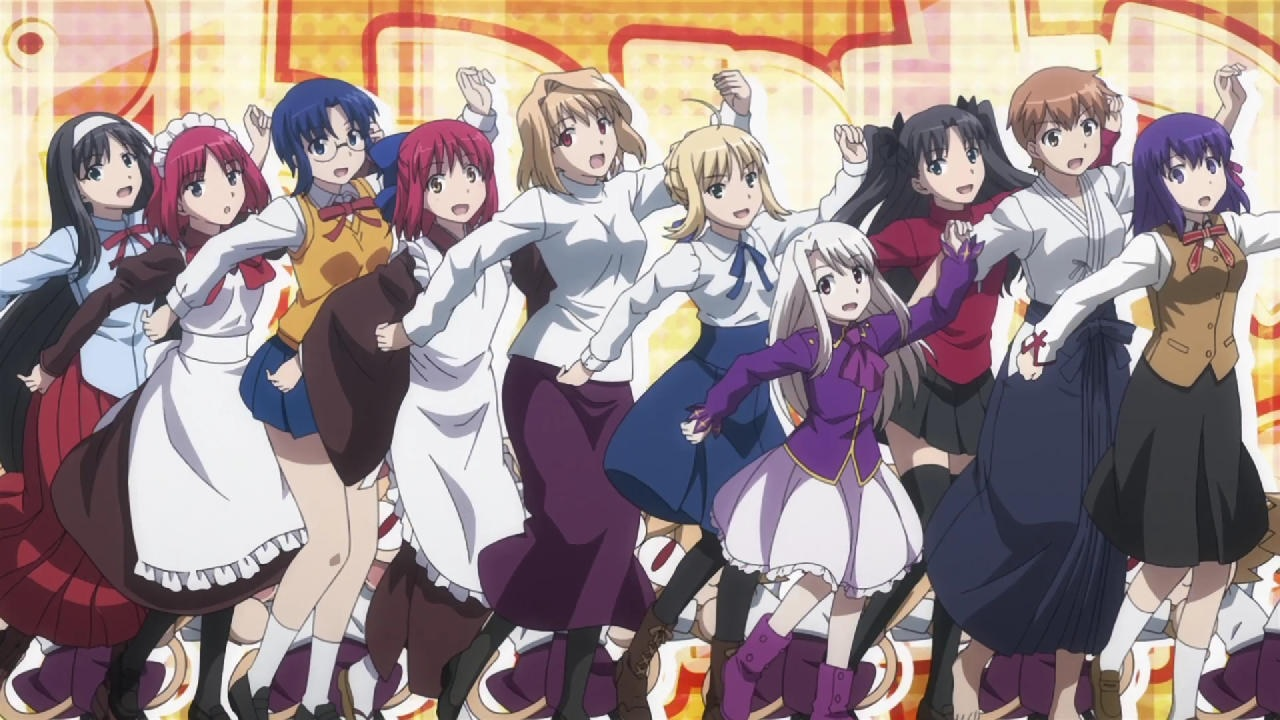 Carnival Phantasm BD Subtitle Indonesia Batch
