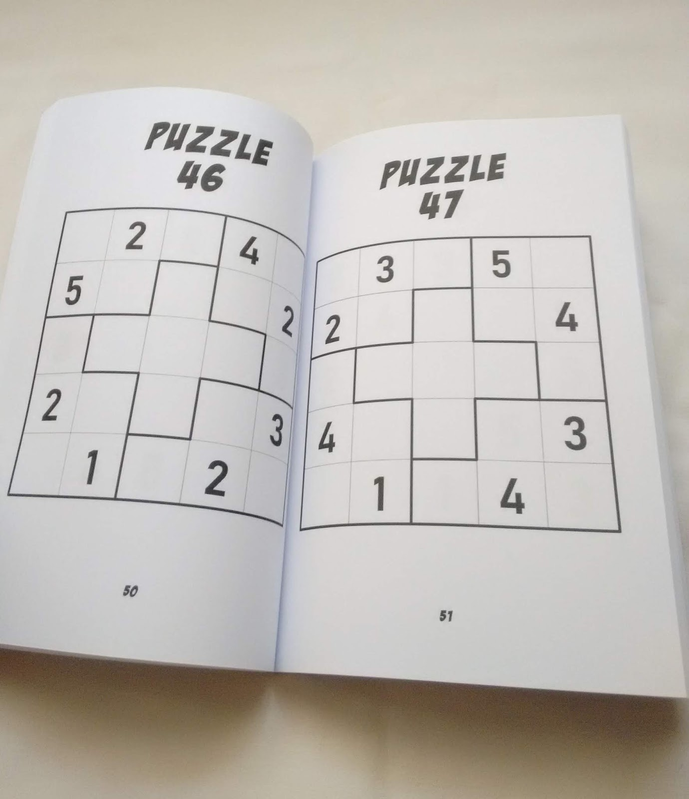 Gabriel Fernandes\' Puzzle Collection: 5x5 Sudoku - Vol.1