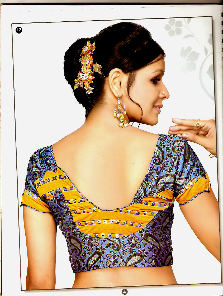 Blouse Designs Anjali Dresses