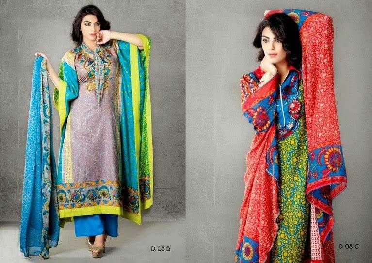7a6a10edf3 Sitara Jhilmil Lawn Collection 2014 ~ Latest Women Fashion http    shestyleside.blogspot.com