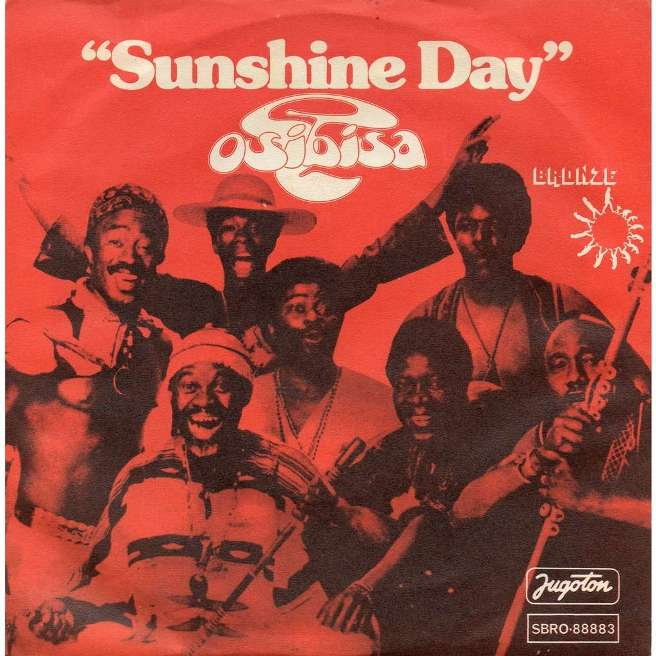 Osibisa. Sunshine Day
