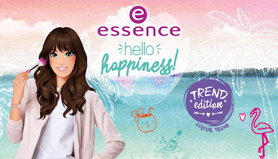 """hello happiness"" NUEVA EDICIÓN LIMITADA DE essence"