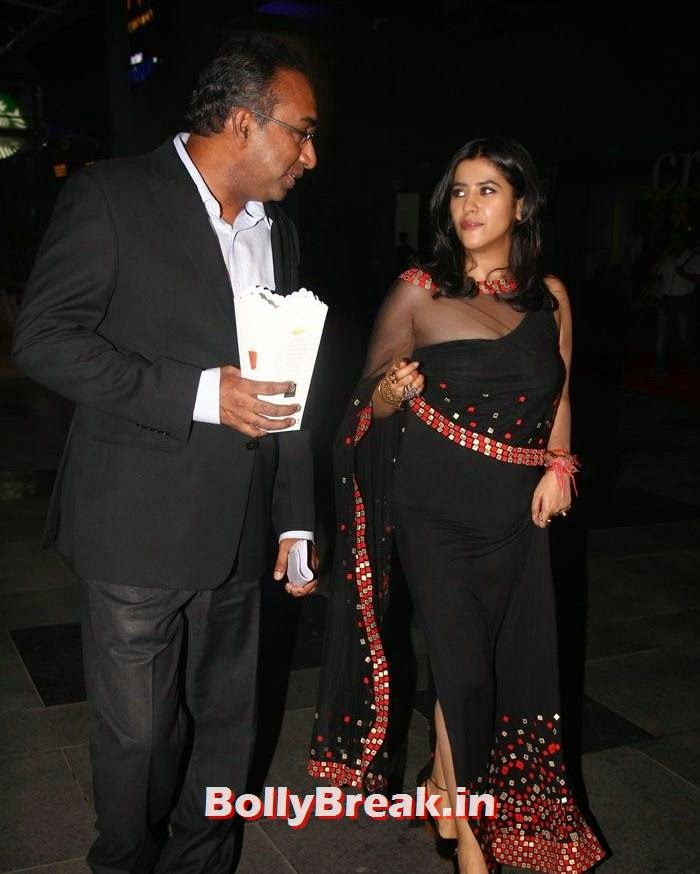 Sameer Nair, Ekta Kapoor, 'The Best of Me' Premiere Photos