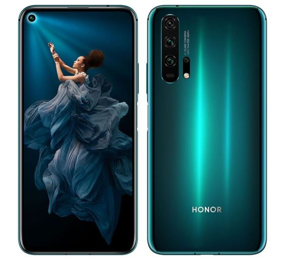 Honor 20 vs Honor 20 pro