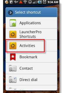 how to enable hidden menus on an android phone 3