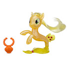 MLP Seapony Applejack Brushable Pony