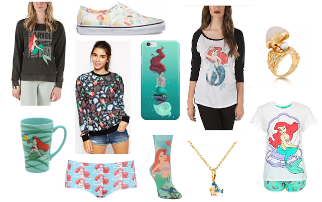 Disney Wishlist #6: The Little Mermaid