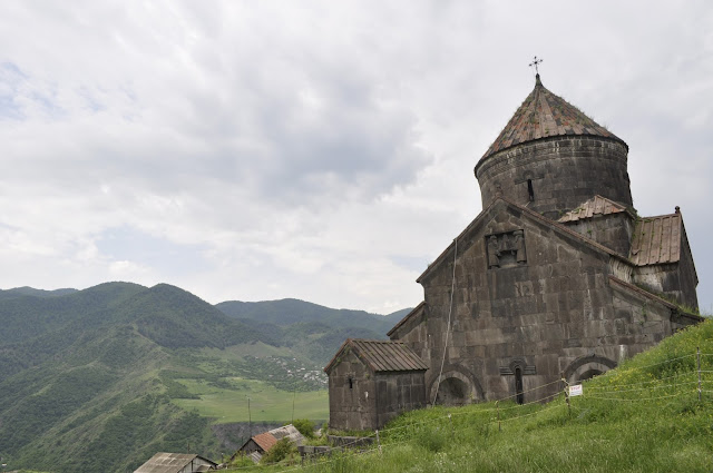 Visiting Armenia and the best sites to see Haghpat Monastery