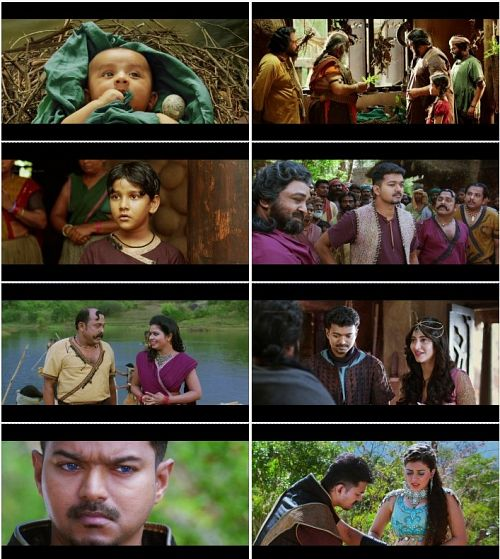 Puli (2015) Tamil Movie Download